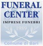 FUNERAL CENTER imprese funebri logo