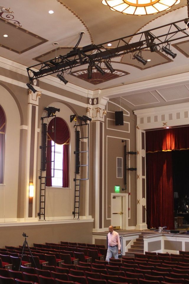 Theatrical Lighting and Rigging Systems Supplier
