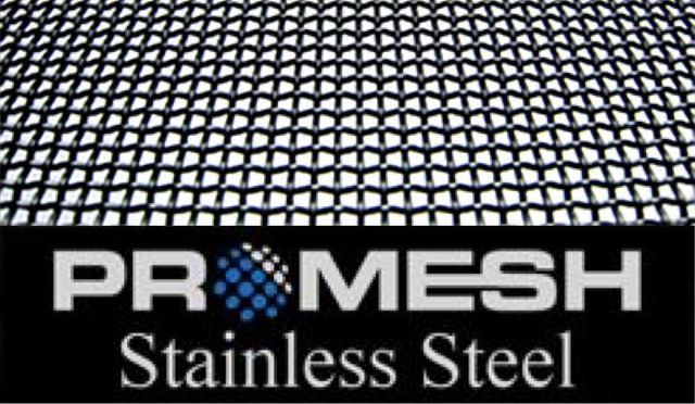 PROMESH Hinged Stainless Steel Mesh Security Doors