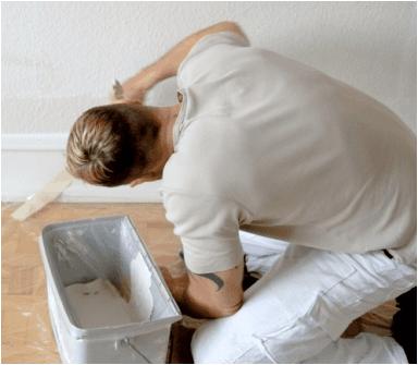 tinteggiature facciate, tinteggiatura di interni, ristrutturazioni edili
