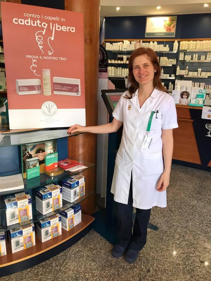 farmacista specialista in misurazione della pressione
