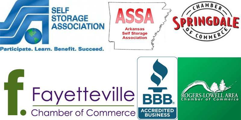 arkansas self storage associations