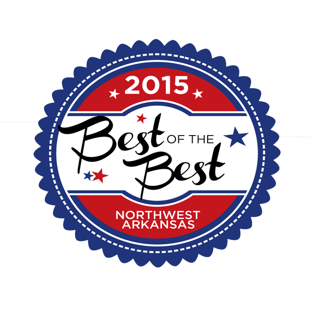 Arkansas Self Storage best of the best logo