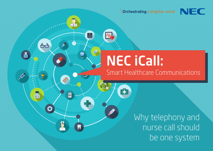 NEC ICall Smart Healthcare Communications