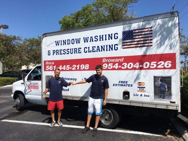Window Cleaners | Broward, FL | American Window Washing