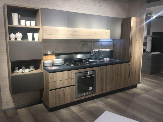 Piano In Quarzo Veneta Cucine.Cucine Castrocaro Terme Fc La Rosa Arredamenti