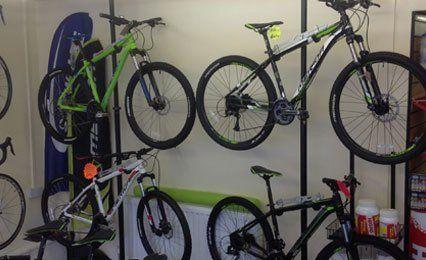 Merida mountain bikes