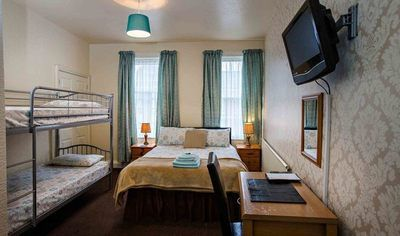 family accommodation scarborough