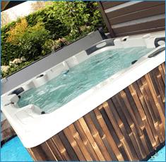 Hot Tub - Swim Spas