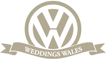 VW Wedding Wales logo