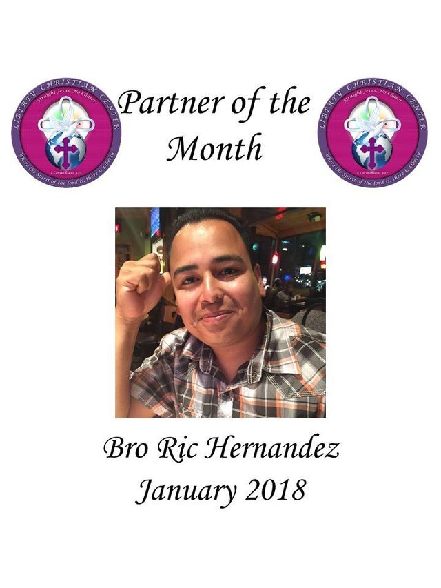 Partner of the Month
