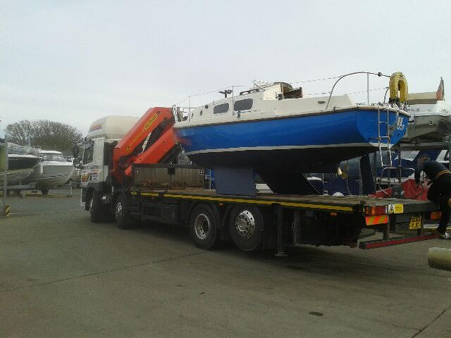 Reliable boat transport