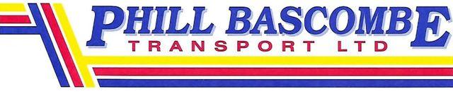 Phill Bascombe Transport Ltd logo