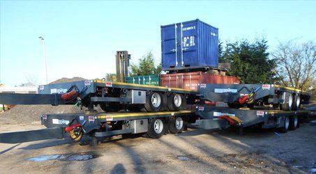 Low loader hire for haulage