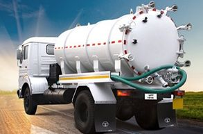 septic tank lorry