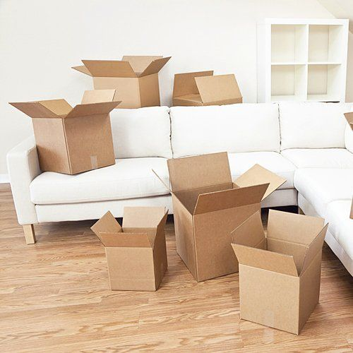 carton boxes for removals