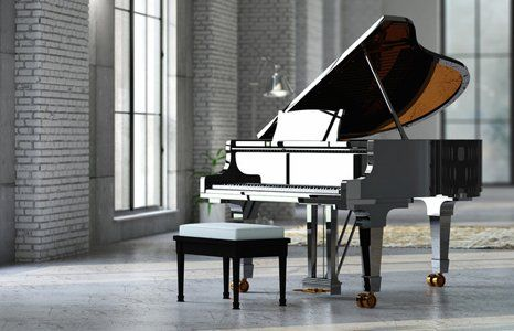 piano for removals