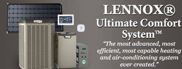 Lennox Mega Ac Heating Amp Electrical Odessa