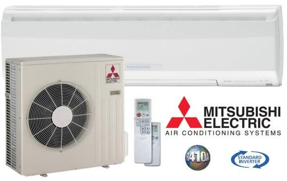 Mitsubishi Electric | Mega AC • Heating & Electrical | Odessa