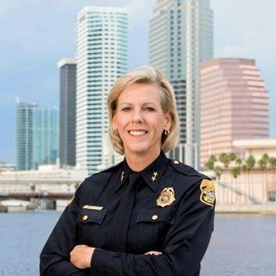 Tampa Bay Transformer | Jane Castor