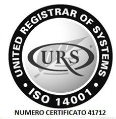 logo United Registrar Of System ISO14001