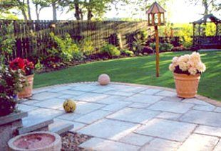 Garden landscapers - Oldmeldrum, Aberdeenshire - Bon-Accord Landscapes & Tree Services - Garden