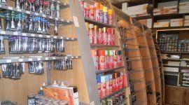 colori per ceramica, pastelli, articoli per hobbistica