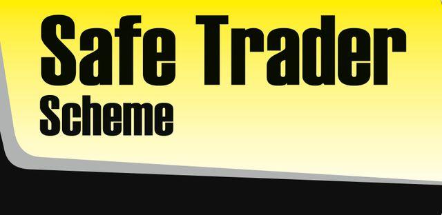 Safe Trader logo
