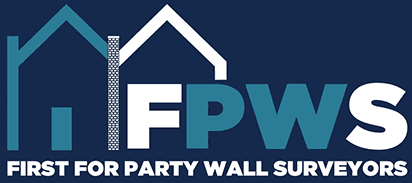First for party wall surveyors logo