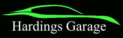 Hardings Garage com[any logo