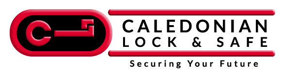 Caledonian Lock & Safe_Securing Your Future Company Logo