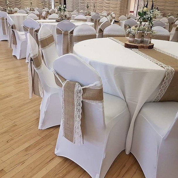 Chair Covers From Olive Events