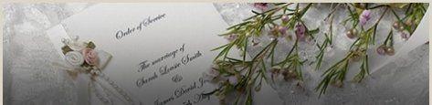 Necrologi e partecipazioni