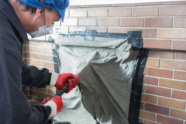 Chimney Cleanings Amp Inspections Greensboro Nc John