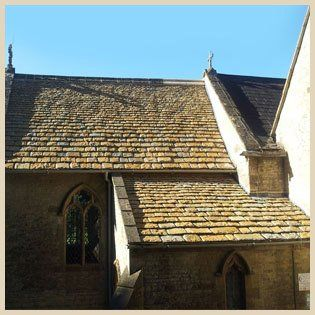 natural stone roofing