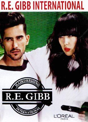 Men's hairdressing - Lisburn, County Antrim - R.E. Gibb International - Haircuts