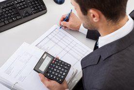 Tax return calculation
