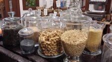 farine alimentari, semi di papavero