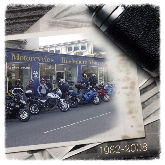 Haslemere Motorcycles 10 years ago
