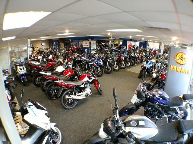 Full showroom