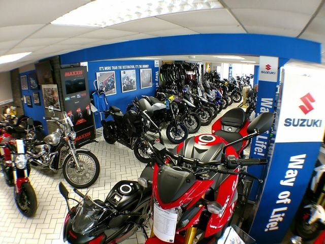 Haslemere motorcycles los of bikes