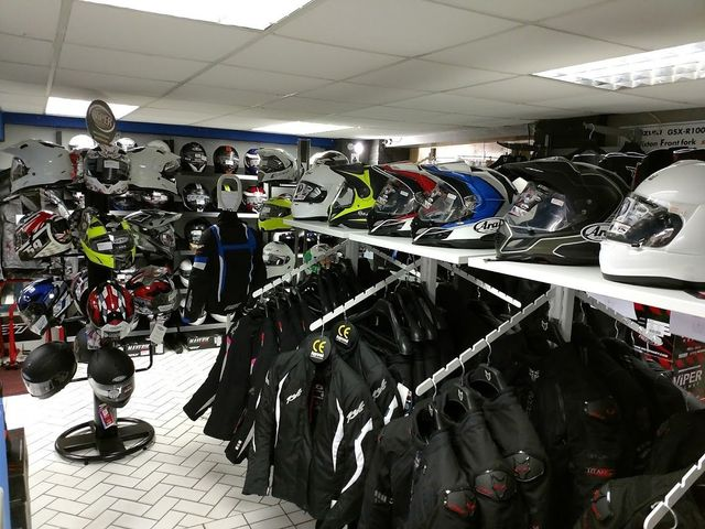 Great range of clothing