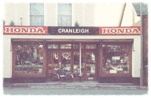Cranleigh  Motorcycles