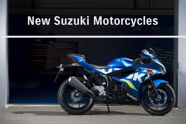 New Suzuki