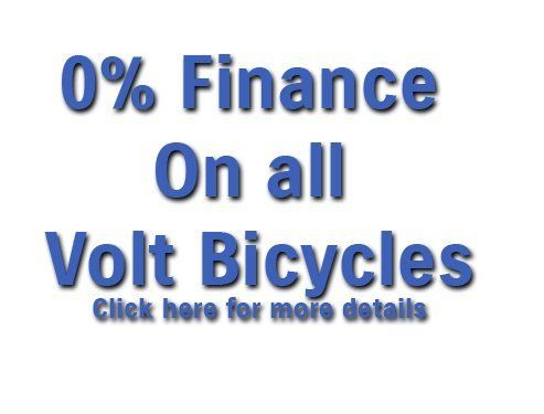 Volt Bicycles 0% finance