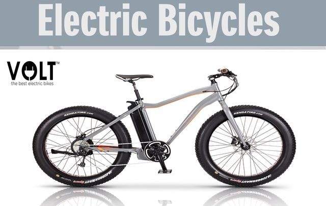 Volt Electric bicycles