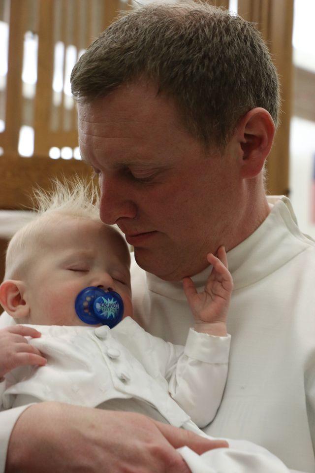Christ The King - Sacrament of Baptism
