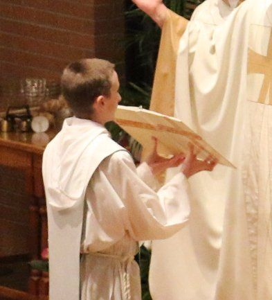 Alter Servers - Christ The King Church