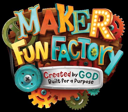 Maker Fun Factory - Vacation Bible School, Christ the King Parish