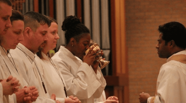 RCIA - The Rite of Christian Initiation of Adults